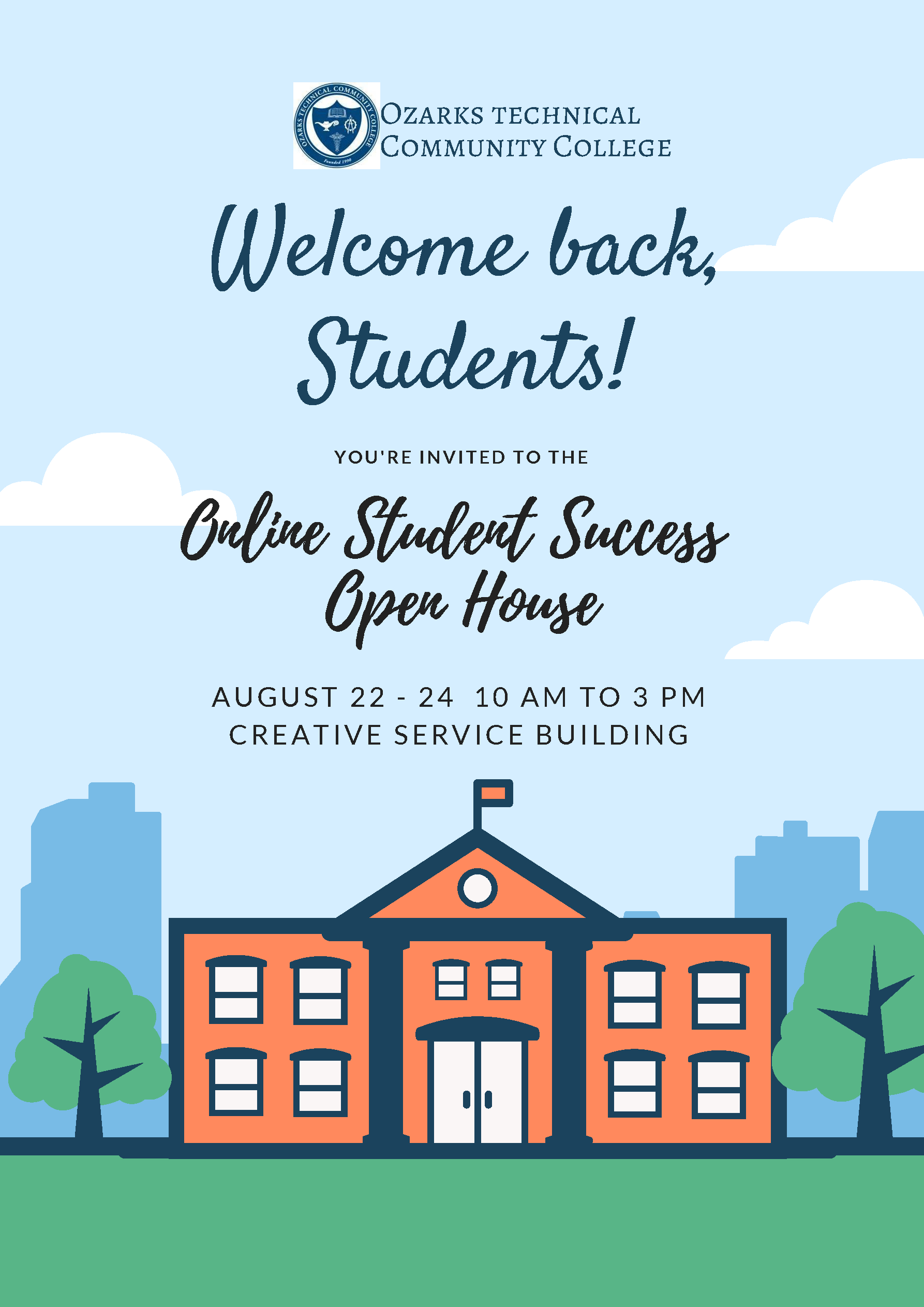 Open House – Poster