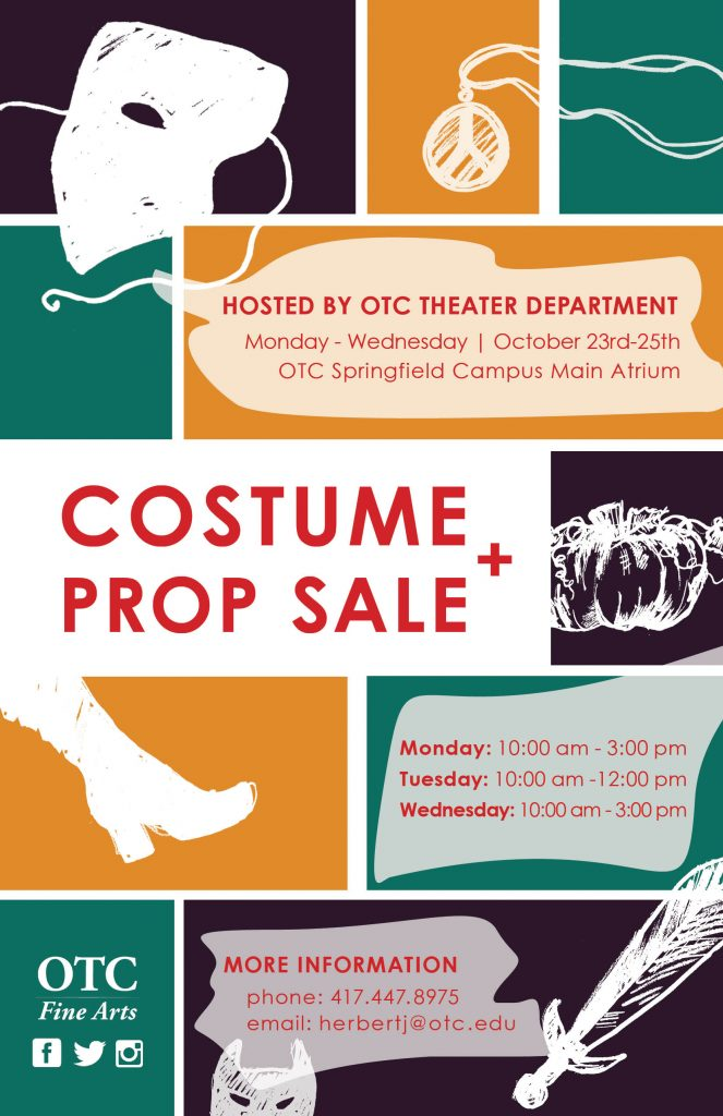Costume Sale–email