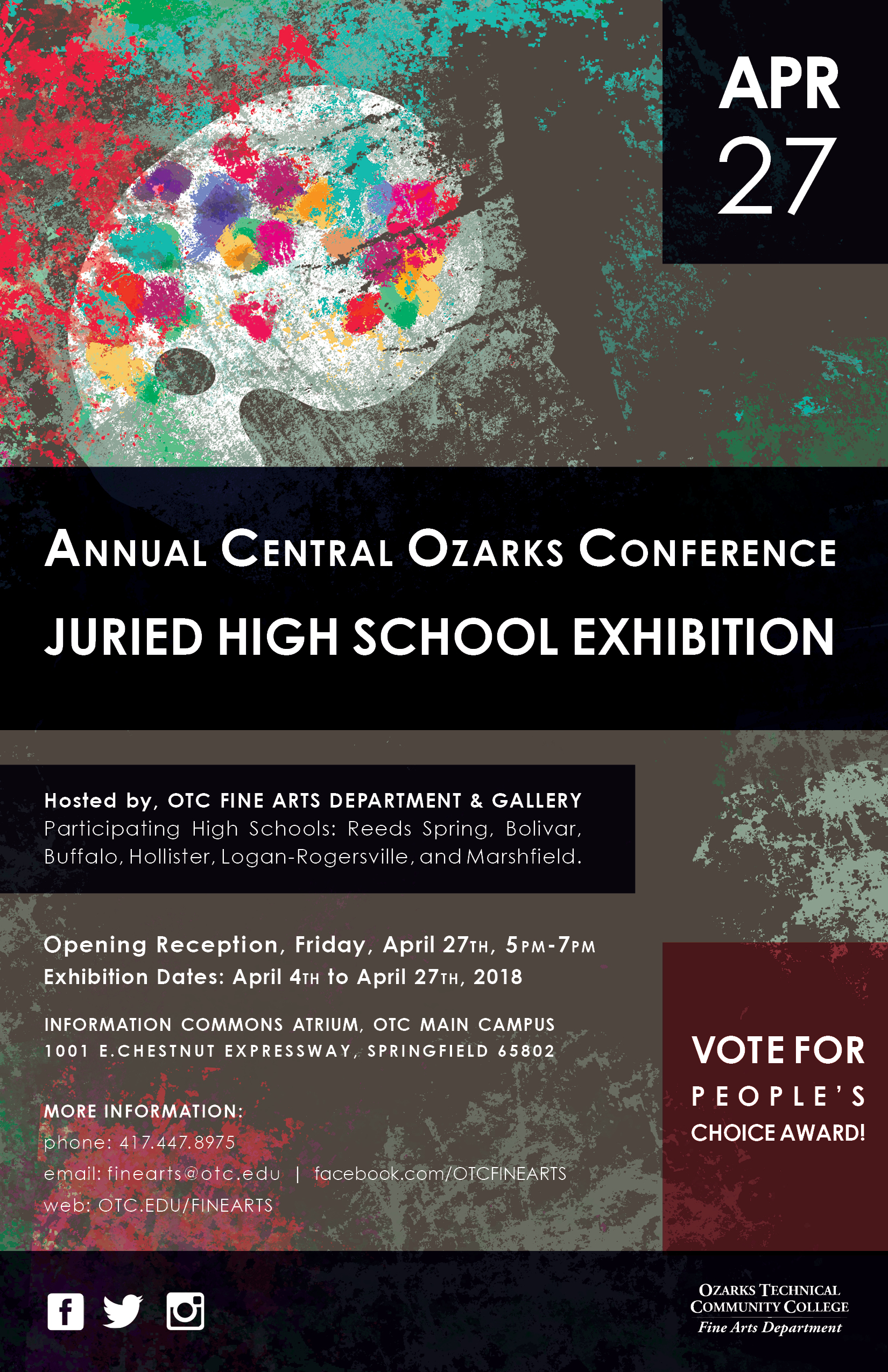 April 2018 COC exhibit