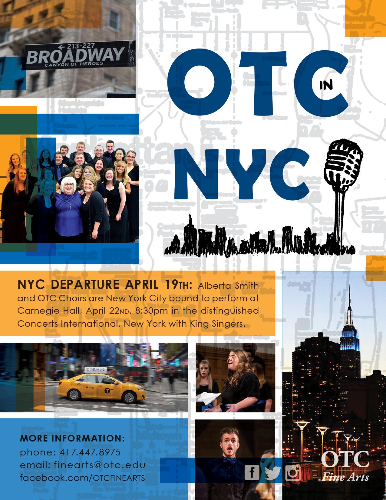Choir NYC 2018