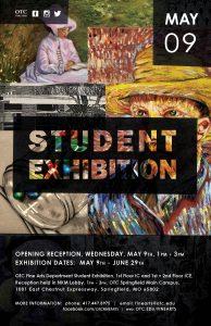 May 2018 FINE ARTS Showcase