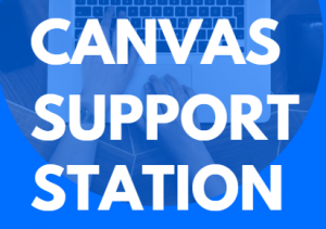 Canvas Support Station