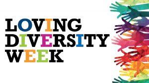 Loving Diversity Week logo